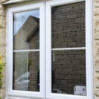 A Rated uPVC Windows - White
