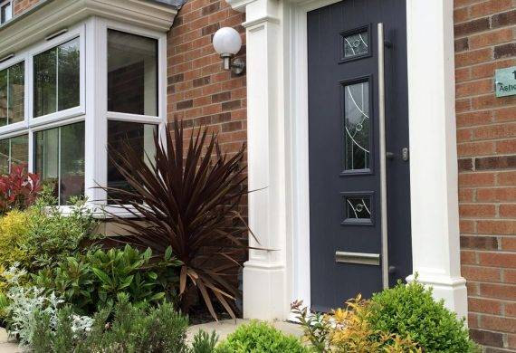Contemporary Virtuoso Composite Doors