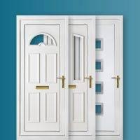 Hurst uPVC door examples
