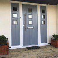 Solidor Composite Door - Grey 2