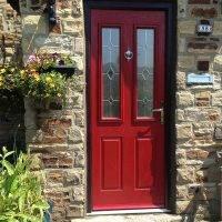 Virtuoso Clifton Traditional Composite Doors