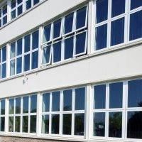 Alitherm 600 Aluminium Windows - Outside