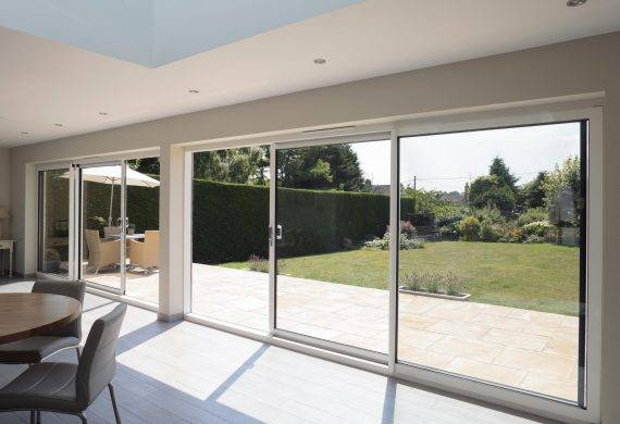 Slide 2000 Aluminium Patio Doors