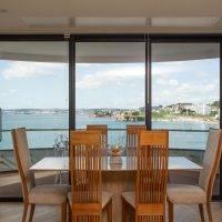 Aluminium Patio Doors - Visoglide Plus Dining Room