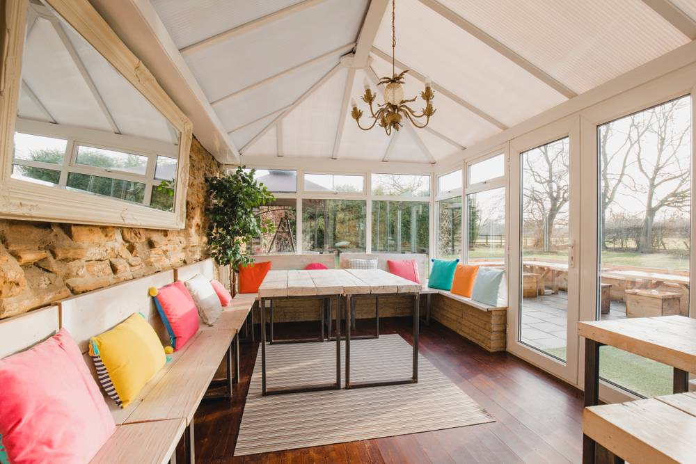 Conservatory Salop Glass and Glazing
