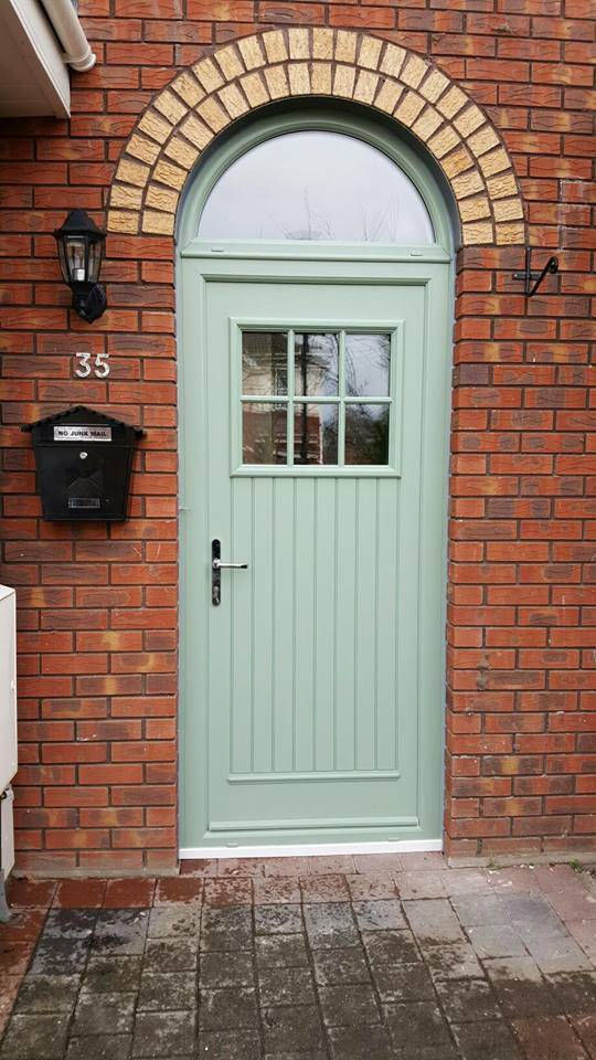 Palladio Composite Door in Dublin
