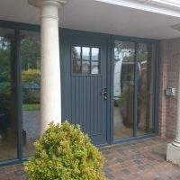 Palladio Composite Door Grey