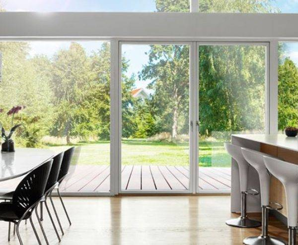 Rationel Timber Windows - Aura