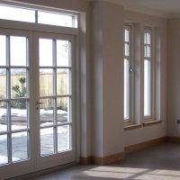 Rationel Forma Timber Windows