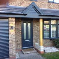 Solidor Composite Door - Edinburgh