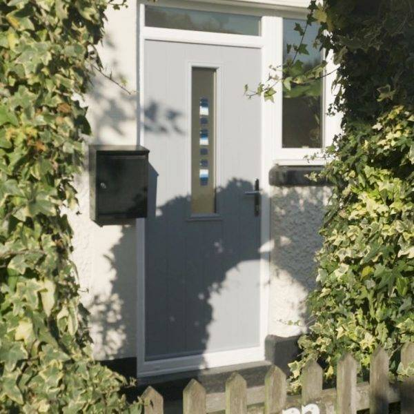 Solidor Composite Door - Outside