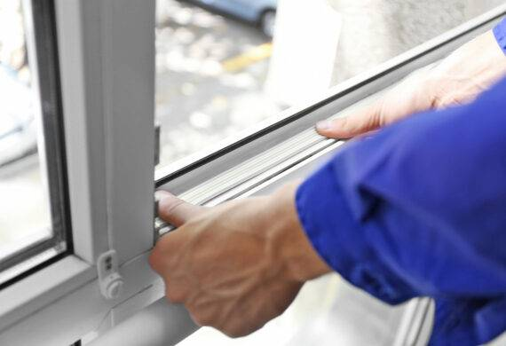 High Performing UPVC Windows